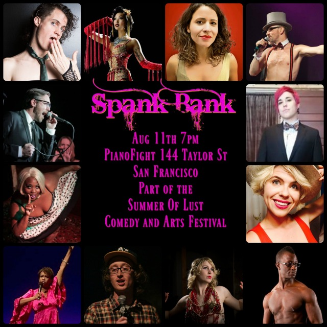 Spank Bank full Cast